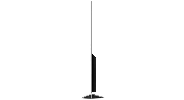 LG E8 OLED side design