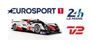 Foto af Le Mans 2018 på TV og Streaming – Se alle tv-tider for træning, kvalifikation og løbet her
