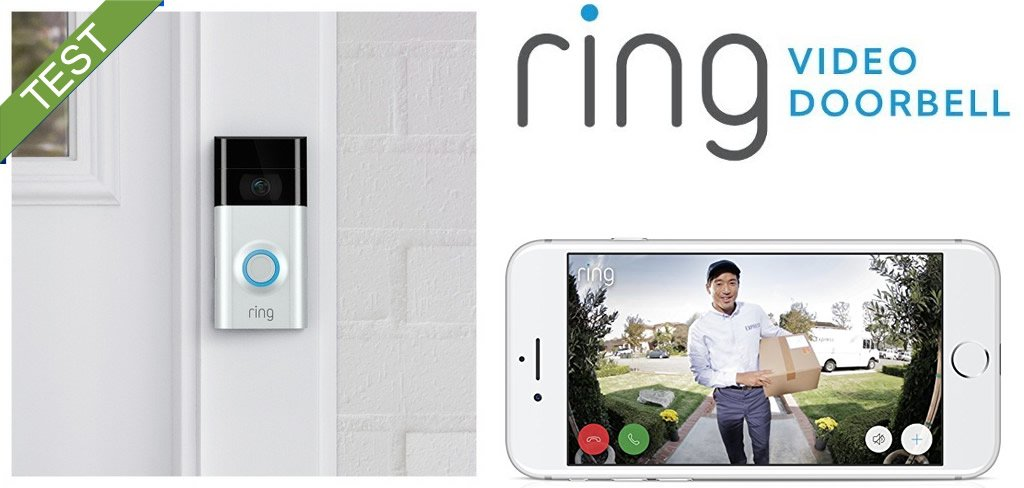 Ring Video Doorbell 2 Test Anmeldelse