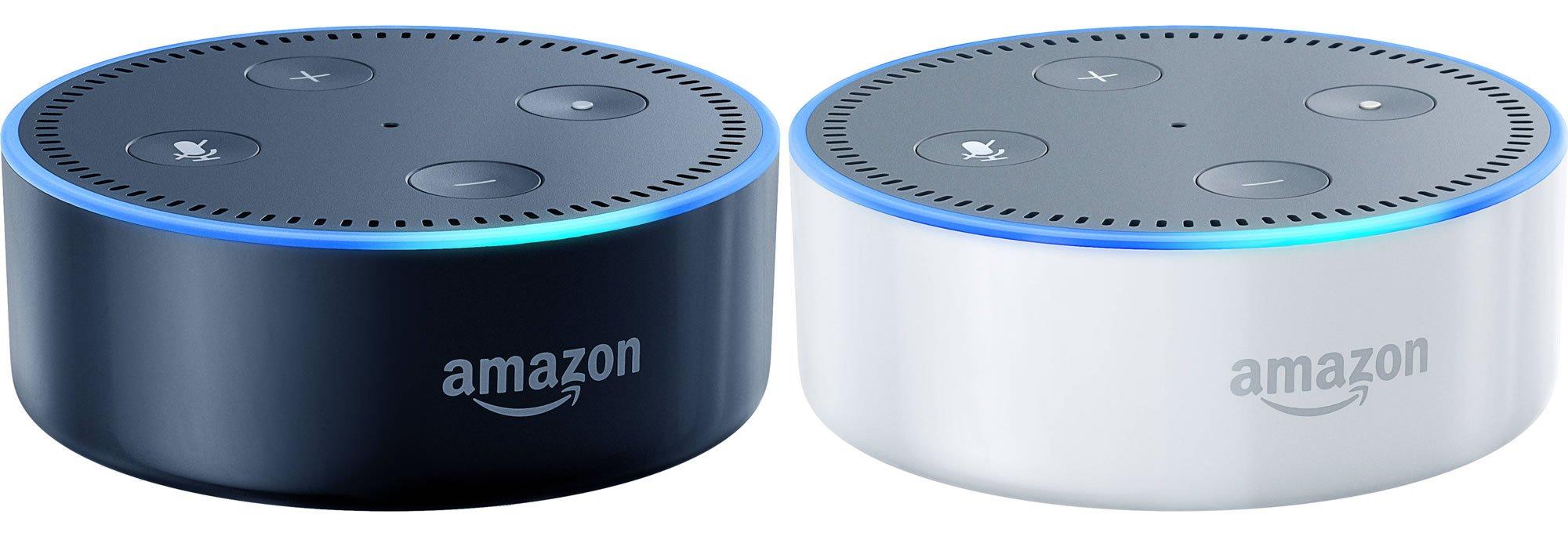 Amazon Echo Dot2 versions