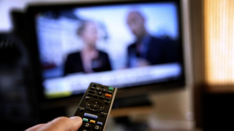 DR TV fjernbetjening