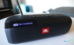 JBL Tuner display DAB