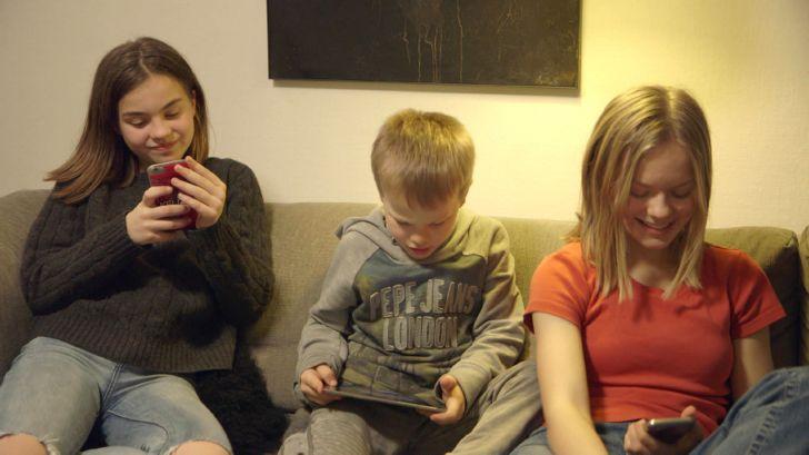Eksperimentet: Familien som skærmjunkier Dr2