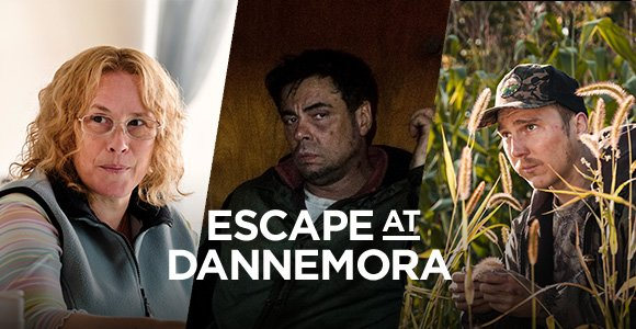 Escape at Dannemora HBO Nordic