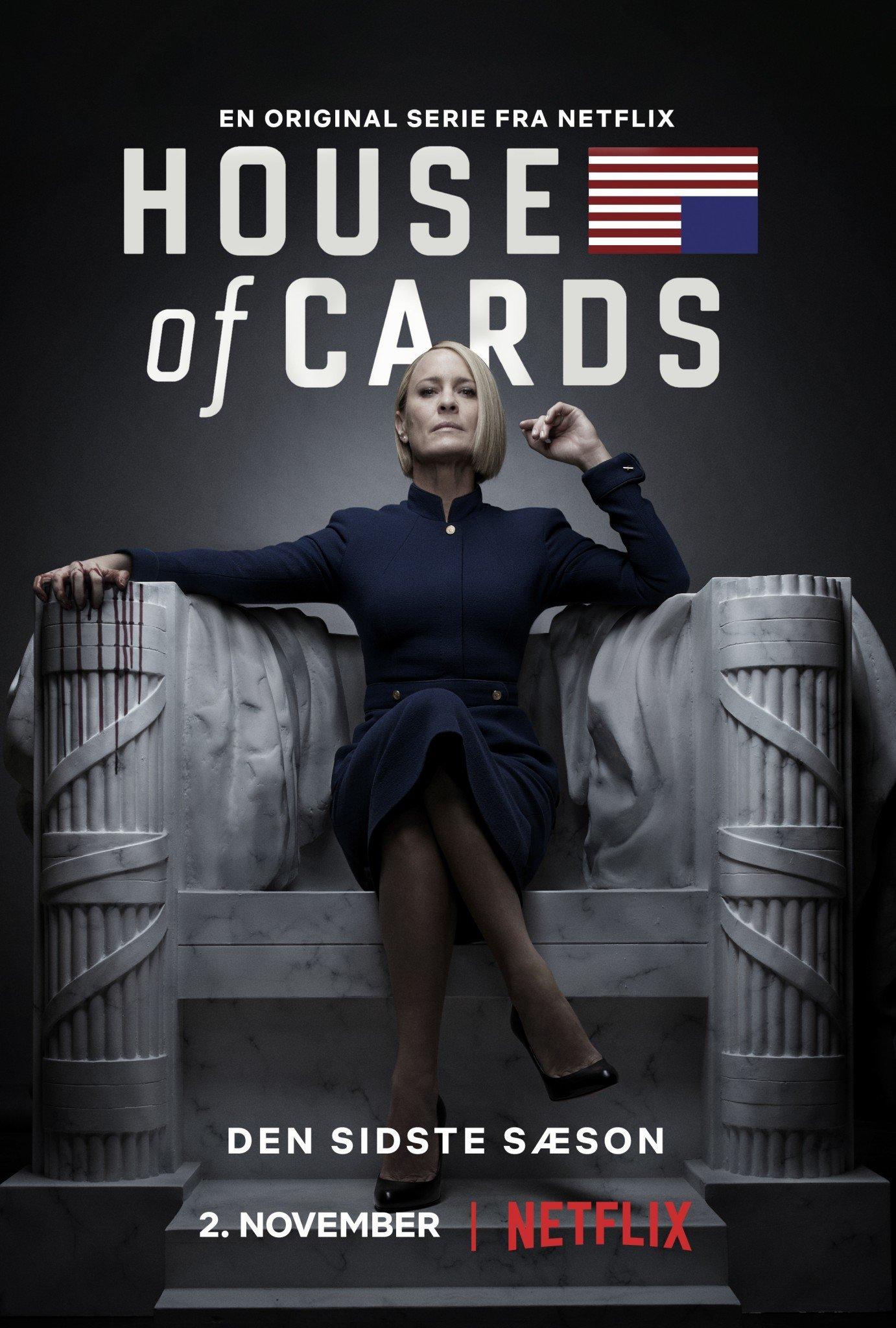 House Of Cards sæson 6
