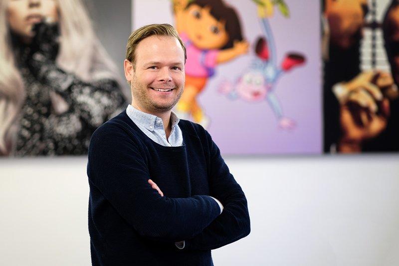 Jesper Dahl Sorensen Viacom VP CDS