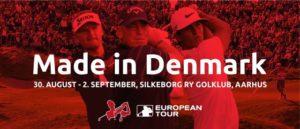 Foto af Made in Denmark 2018 TV Guide – European Tour Golf igen i Danmark