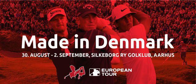 made in denmark 2018 Golf TV
