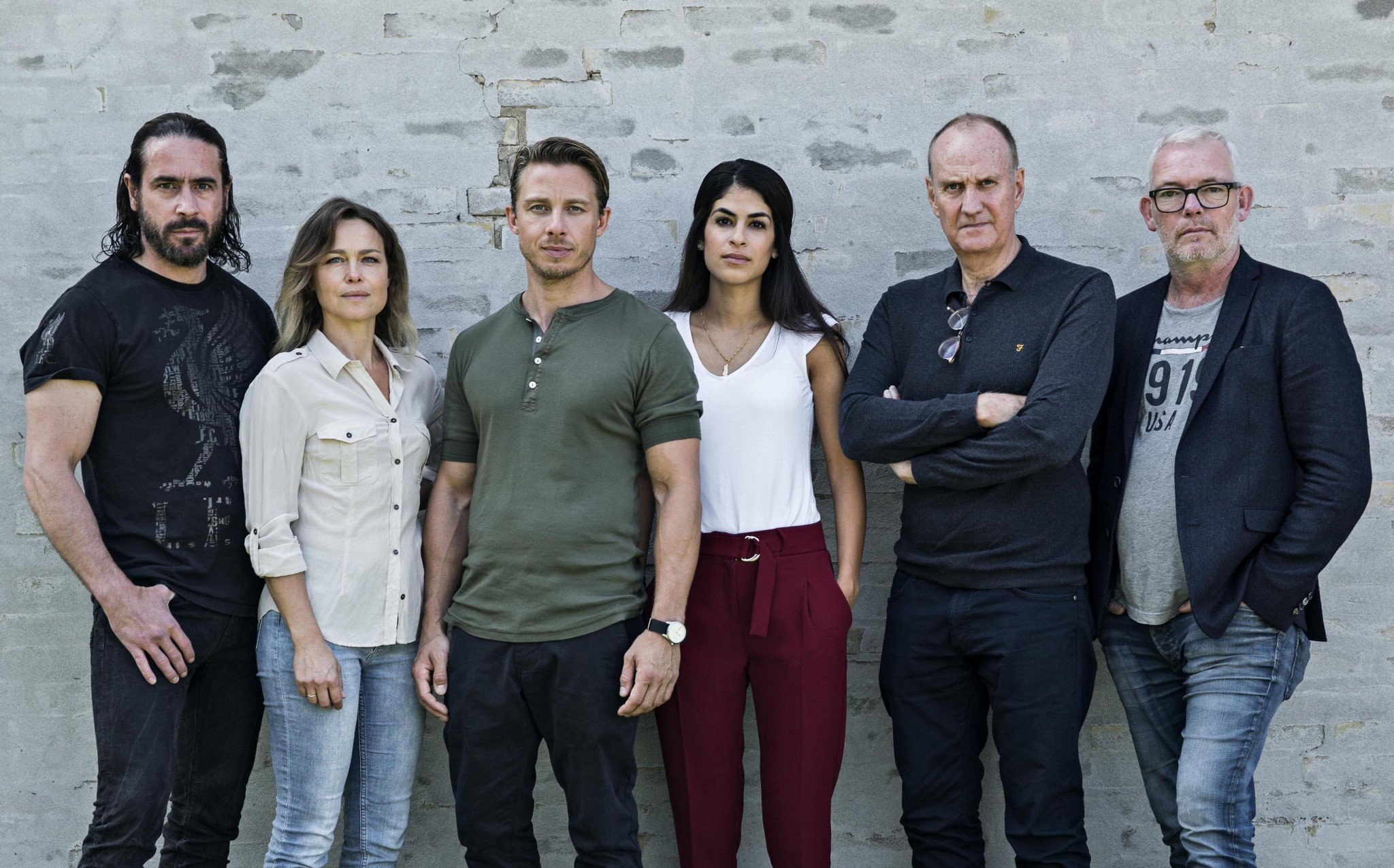 Gidseltagningen 2 skuespillere Kanal 5