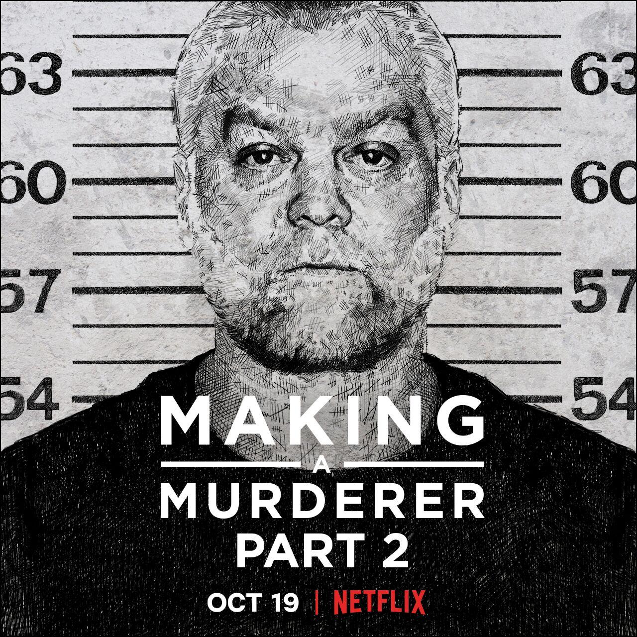 Making a murderer del 2 Netflix
