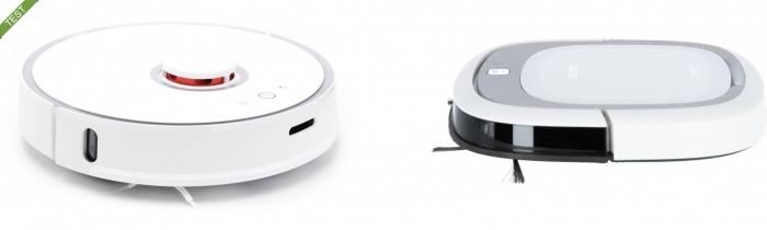 Robotstøsuger test Xiaomi Roborock vs Ecovacs Deebot Slim 2
