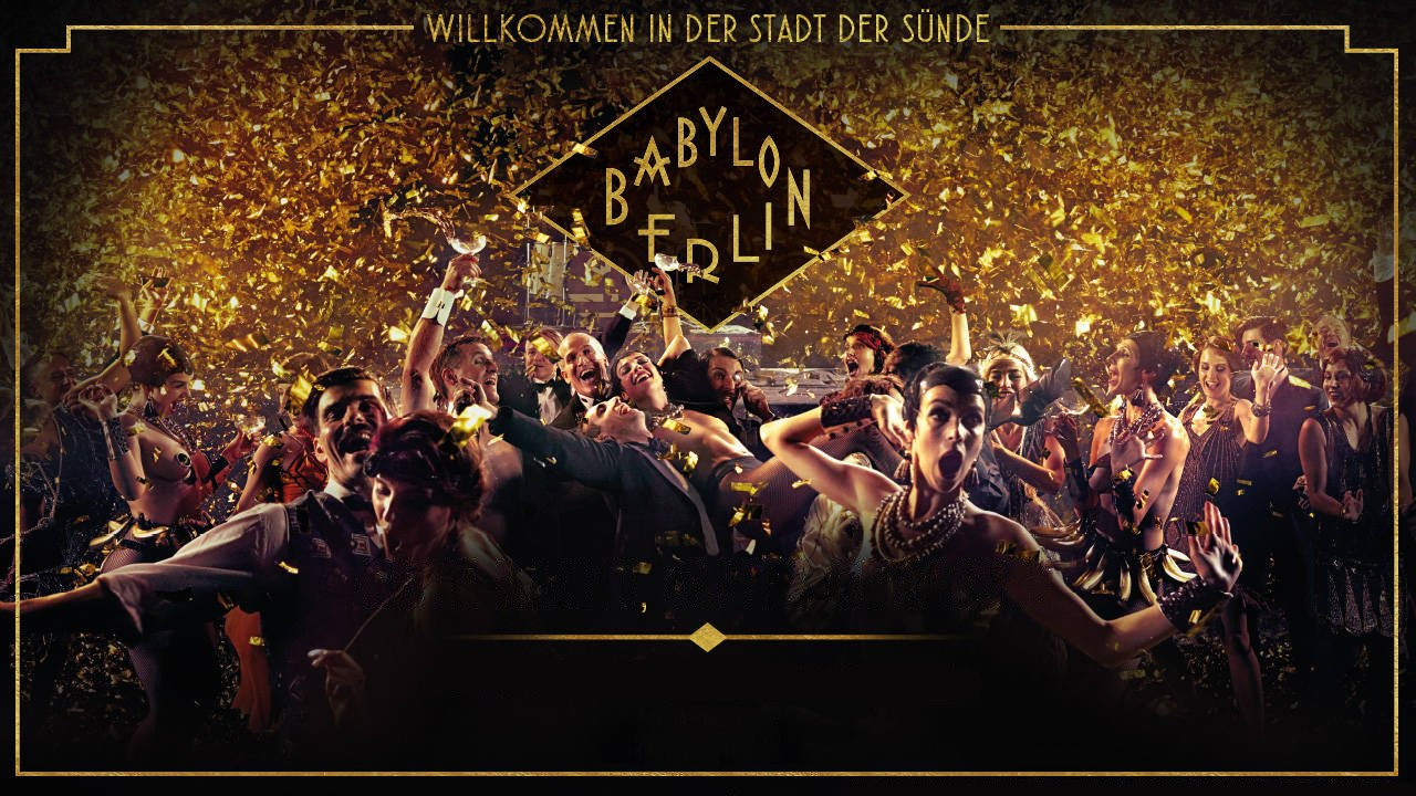 Babylon Berlin Serien Stream