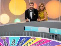 Foto af Lykkehjulet fortsætter på TV 2 Charlie