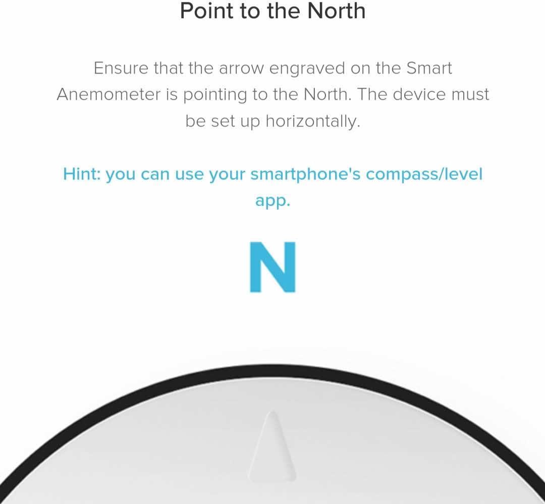 netatmo app install guide vindmaaler nord