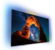 Foto af Philips TV: Danskerne  køber større og bedre TV