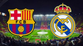 Foto af El Clásico: Barcelona – Real Madrid på TV 2