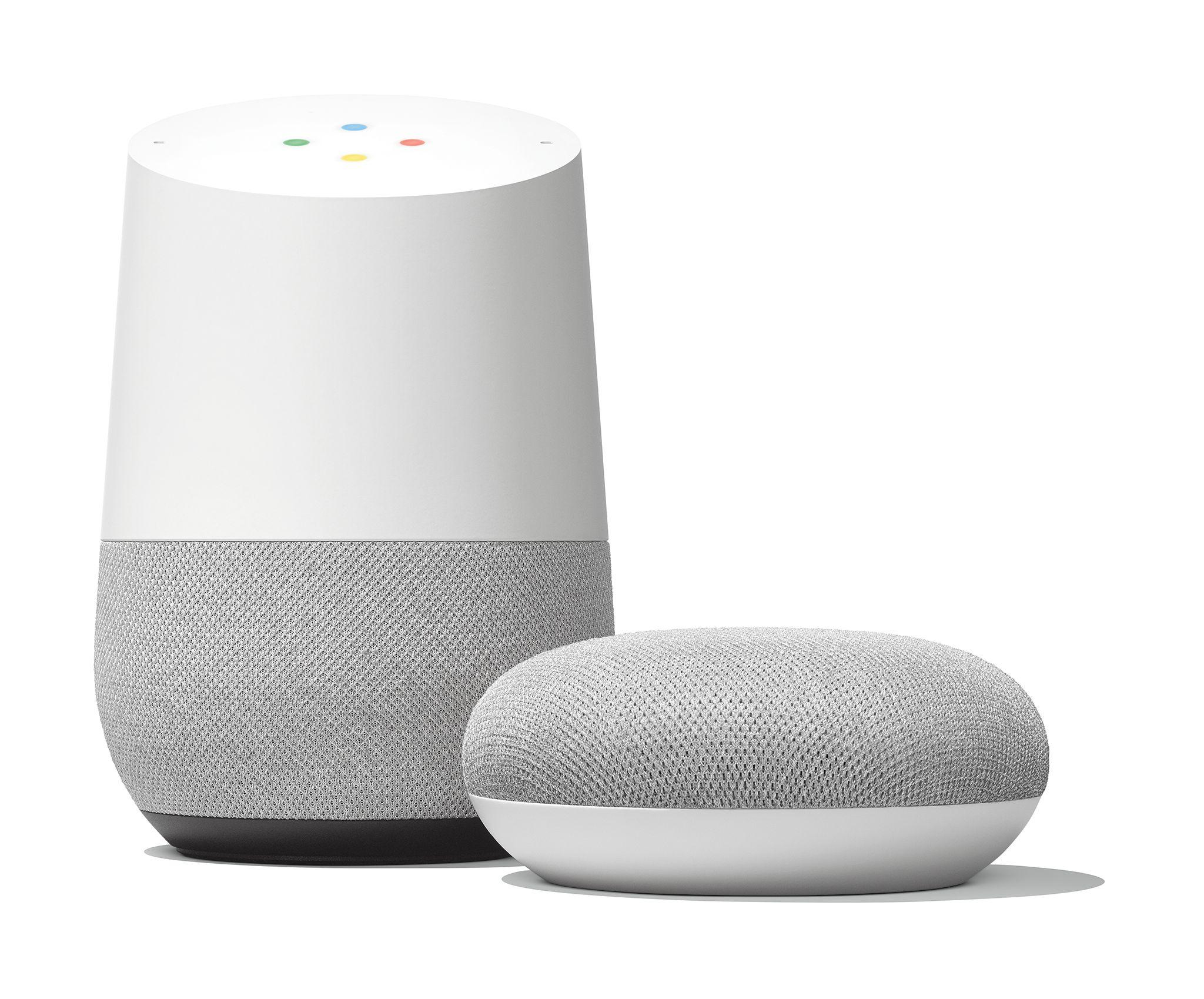 Google Home Smart højtalere