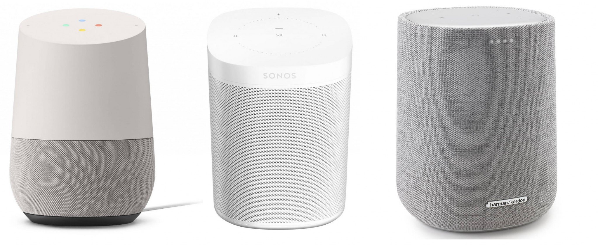 Google Home Sonos harman-kardon