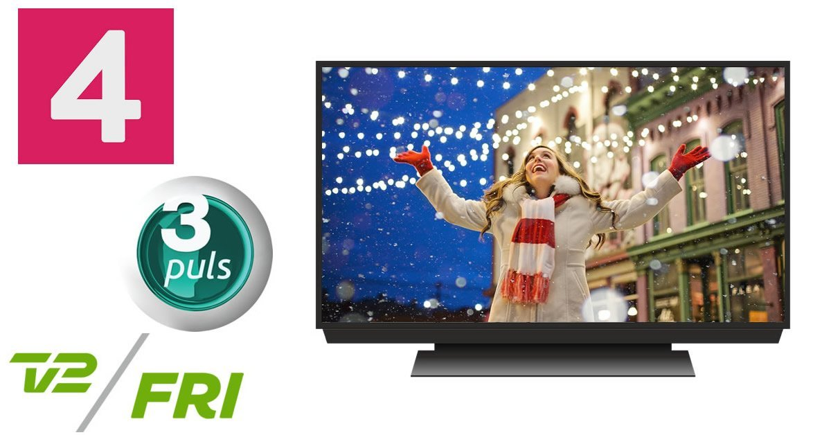 Julefilm TV Guide - Se julefilm på TV3 Puls Kanal 4 og TV 2 Fri