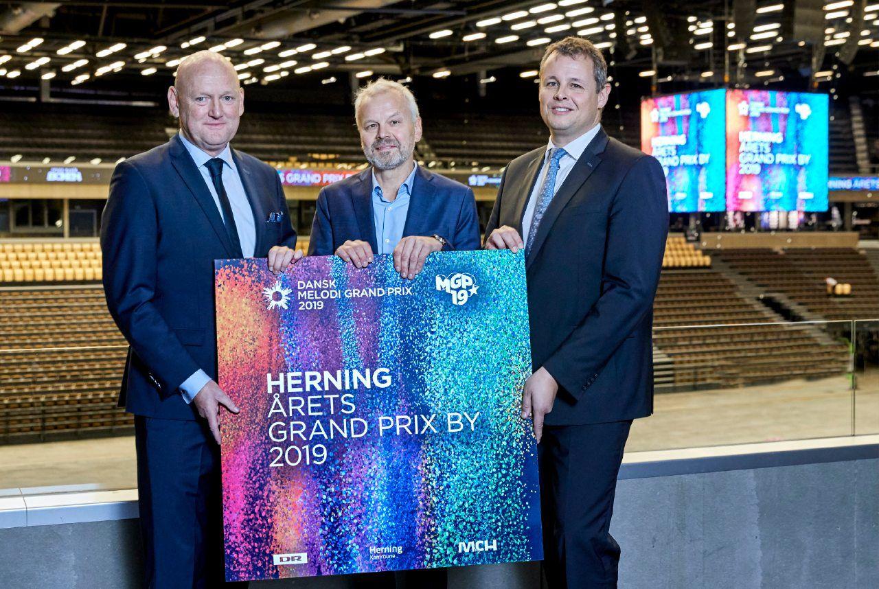 Melodi Grand Prix 2019 Herning