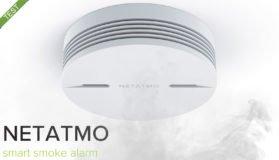 Foto af Test: Netatmo Smart Smoke Alarm – Få besked også når du ikke er hjemme