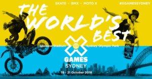 XGames Sydney DR3
