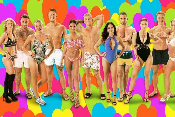 love island Danmark TV3 Viaplay