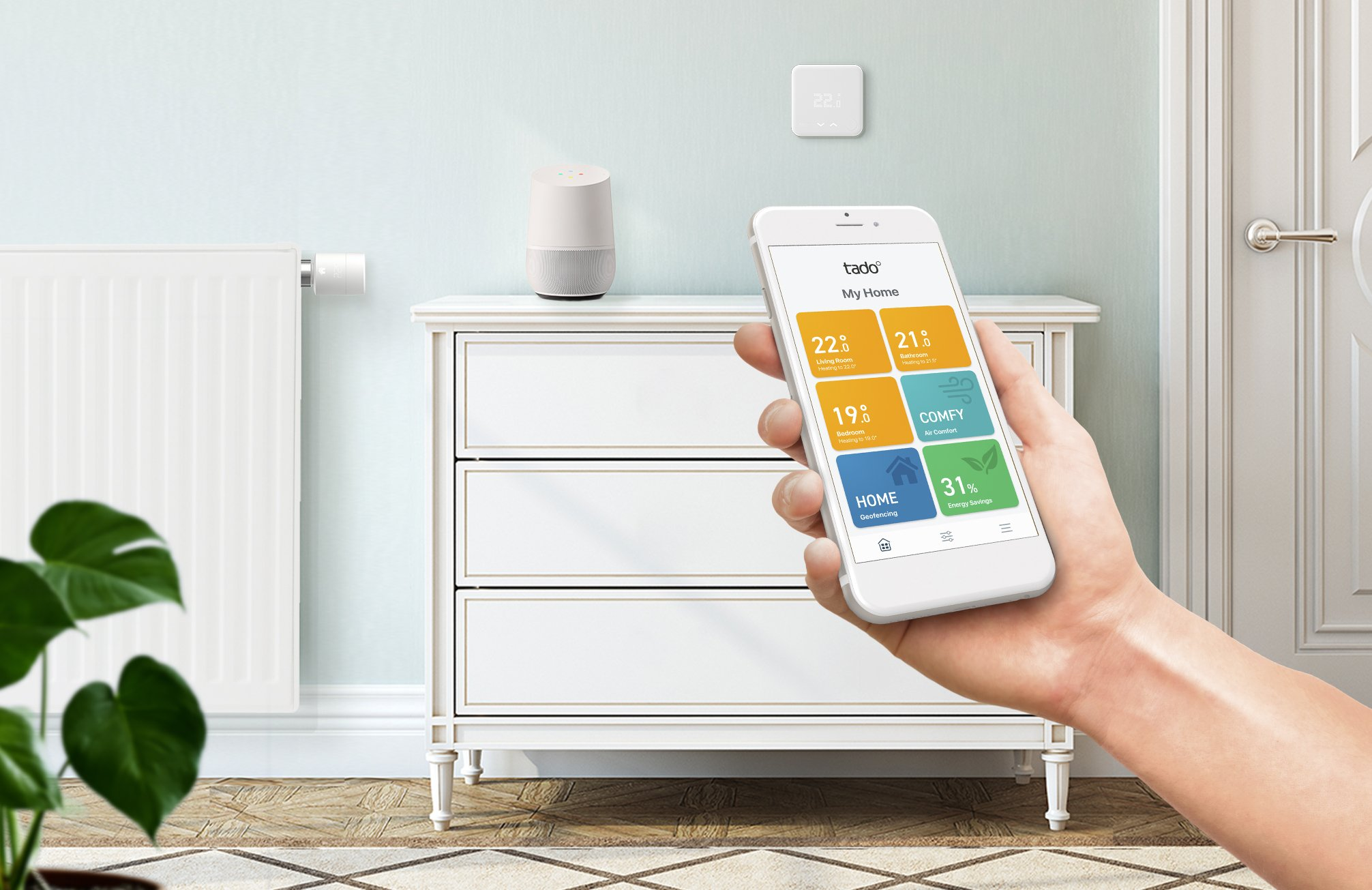 Smart Home produkter hitter også under Coronaen