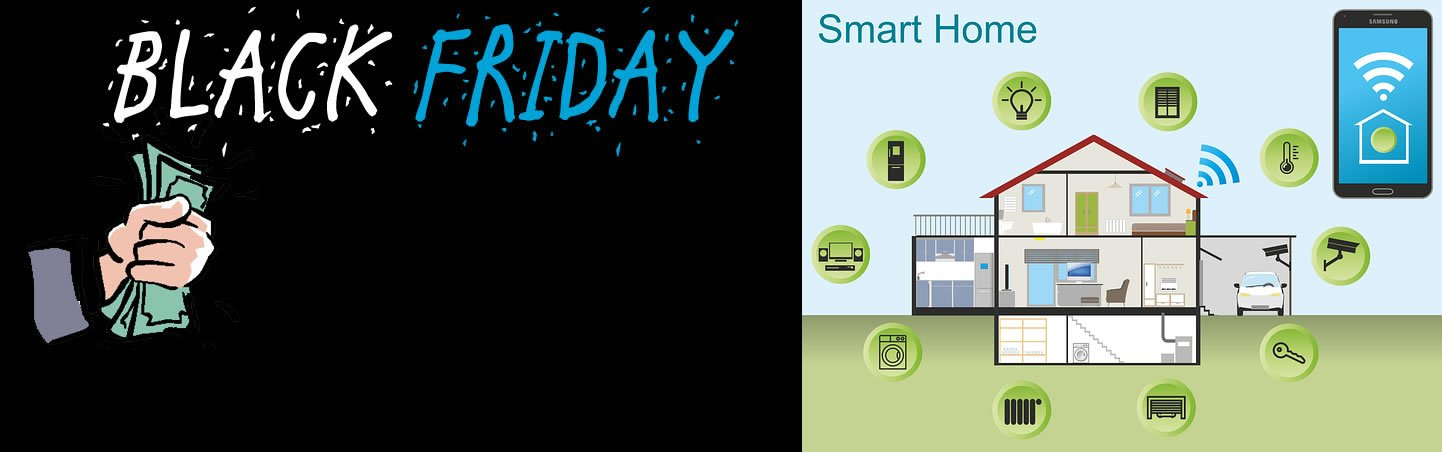 Black Friday Smart Home