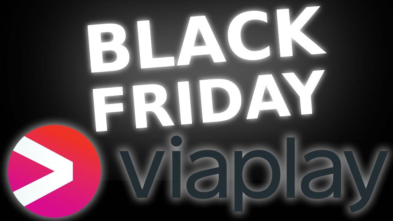 Black Friday Viaplay