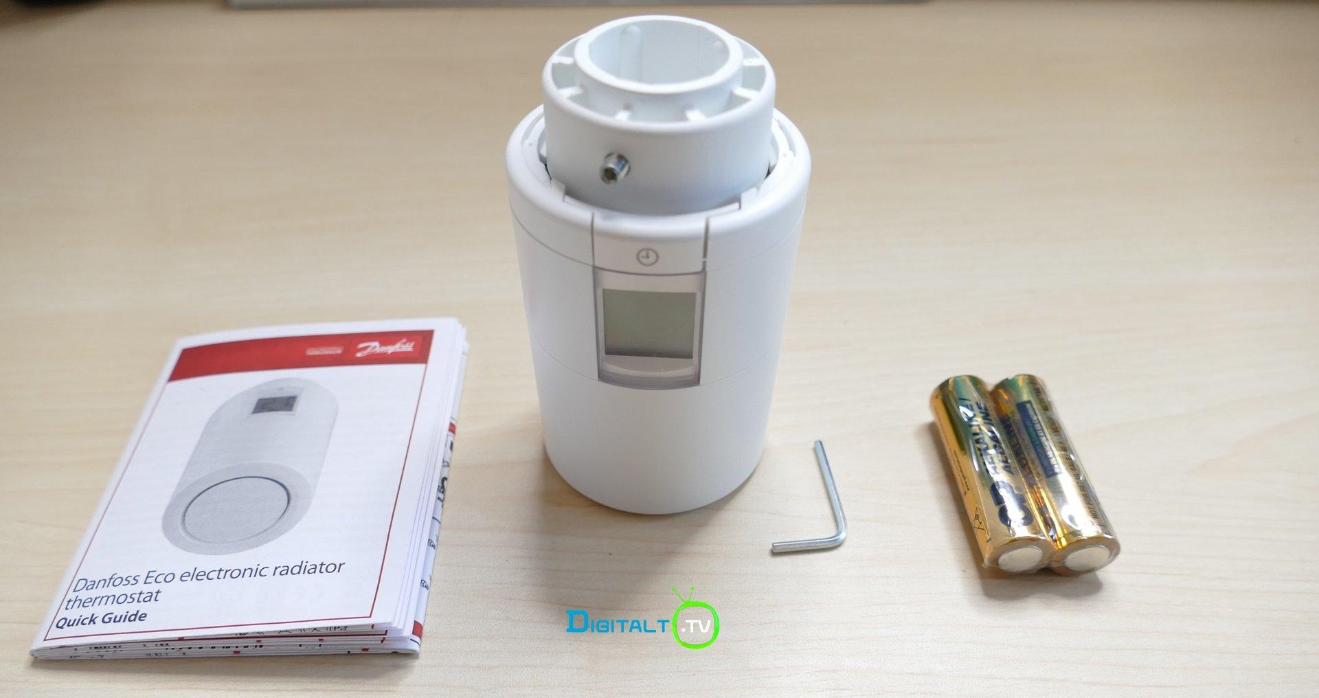 Danfoss Eco udpakket