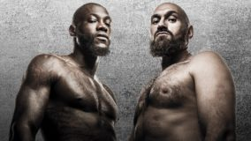 Fury - Wilder ppv Viaplay