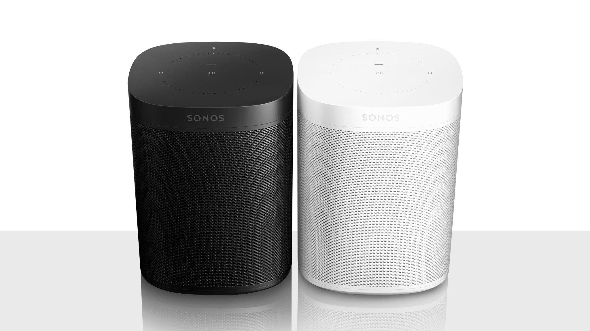 Sonos One design farver