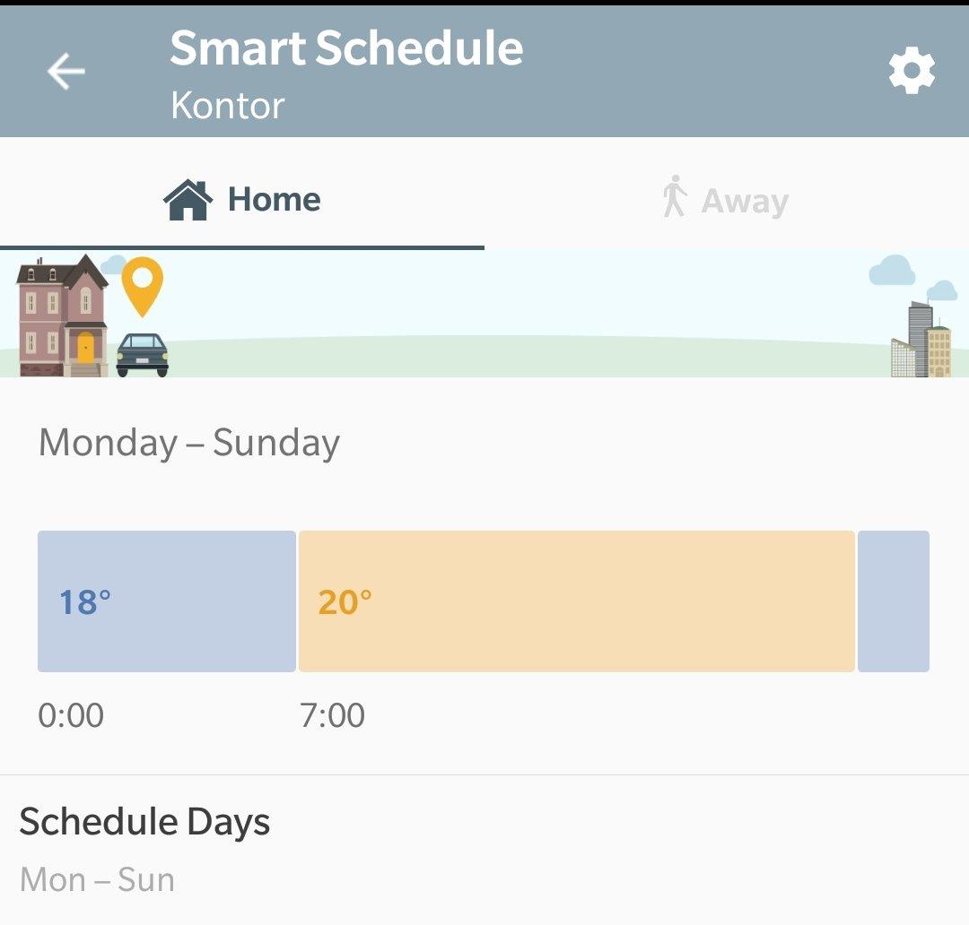 Tado app screenshot smart scheduler e1542533281622