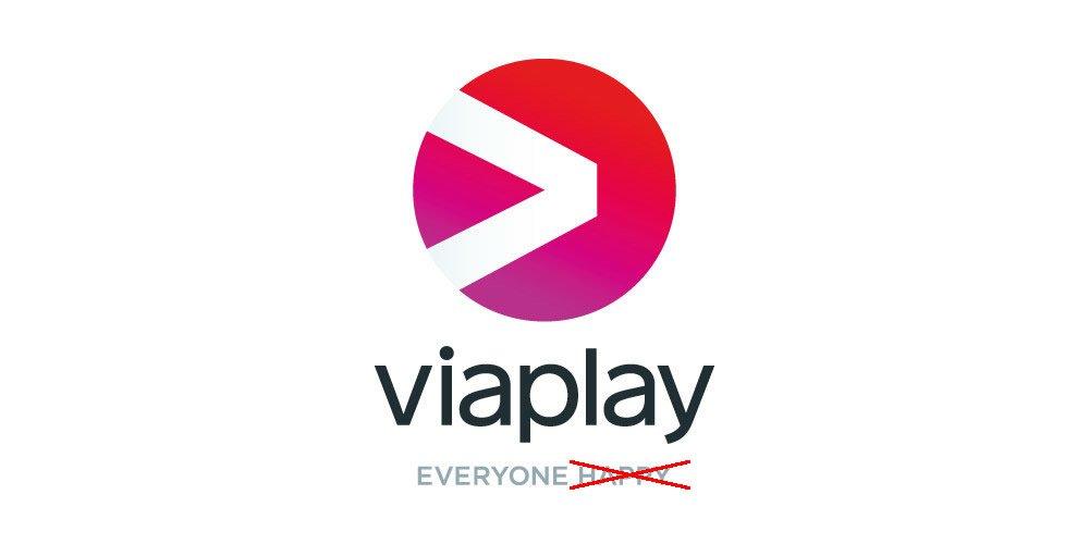 Viaplay unhappy