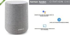 Photo of Test: harman/kardon Citation One – Vellydende Smart højtaler med Google Assistent