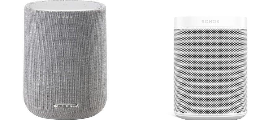harmankardon citation one vs Sonos One
