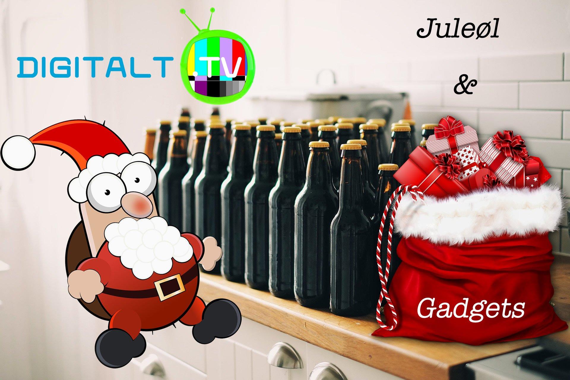 Juleøl & Gadgets Julekalender