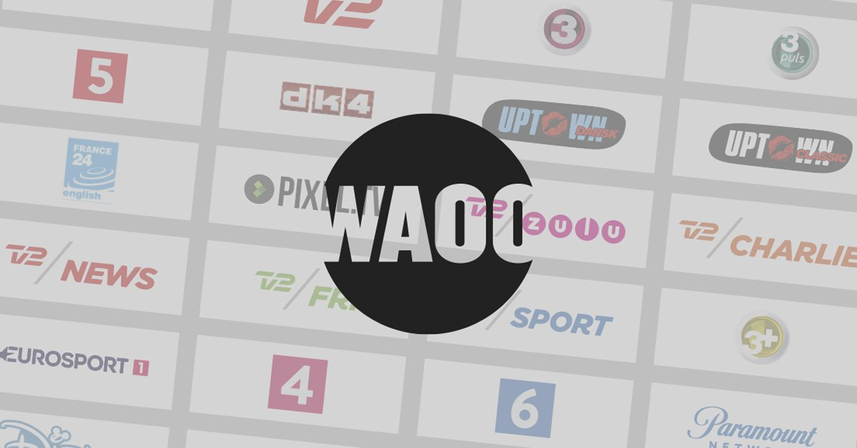 Waoo kanalpakker