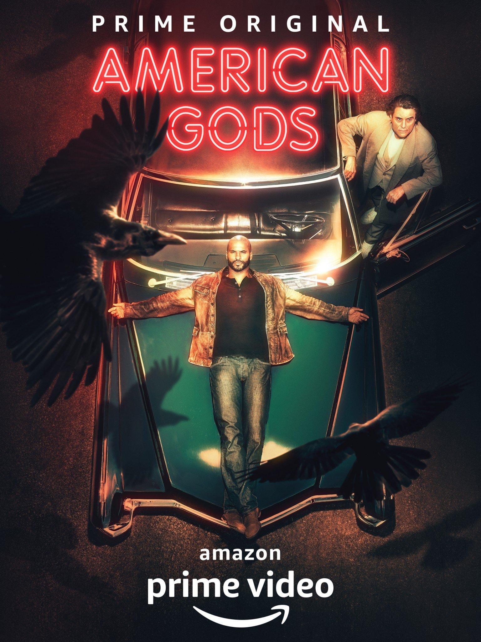 American Gods Sæson 2