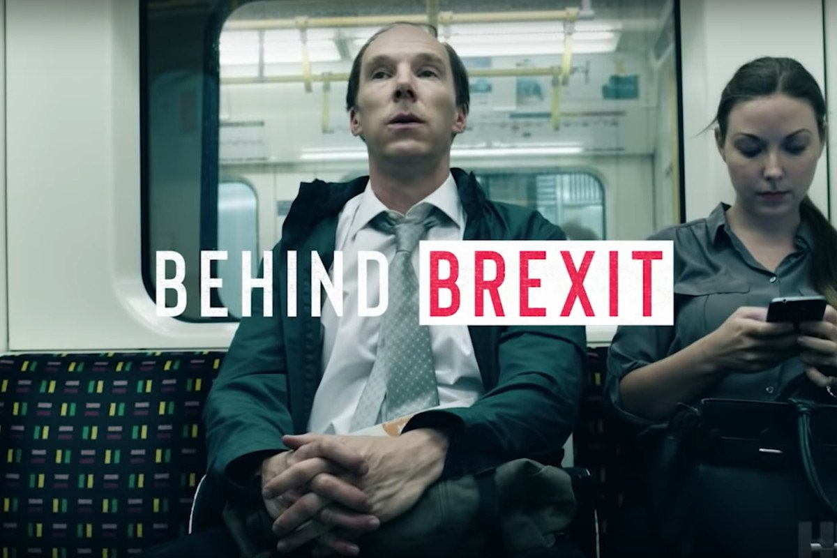 Cumberbatch brexit cHBO Nordic