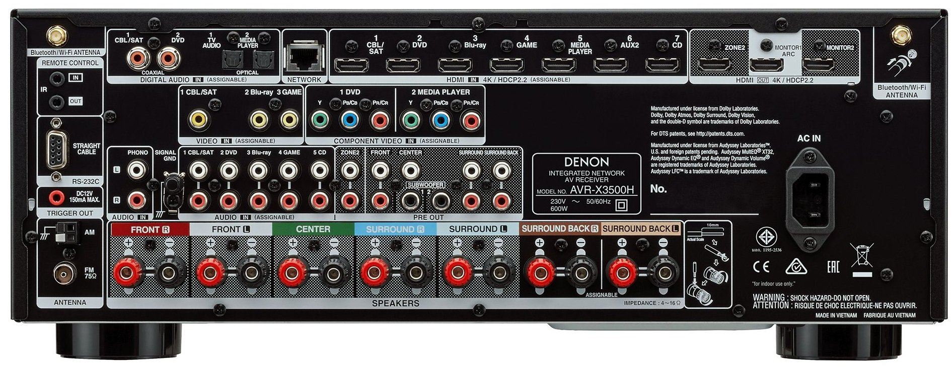 Denon AVR X3500H bag e1544944269323