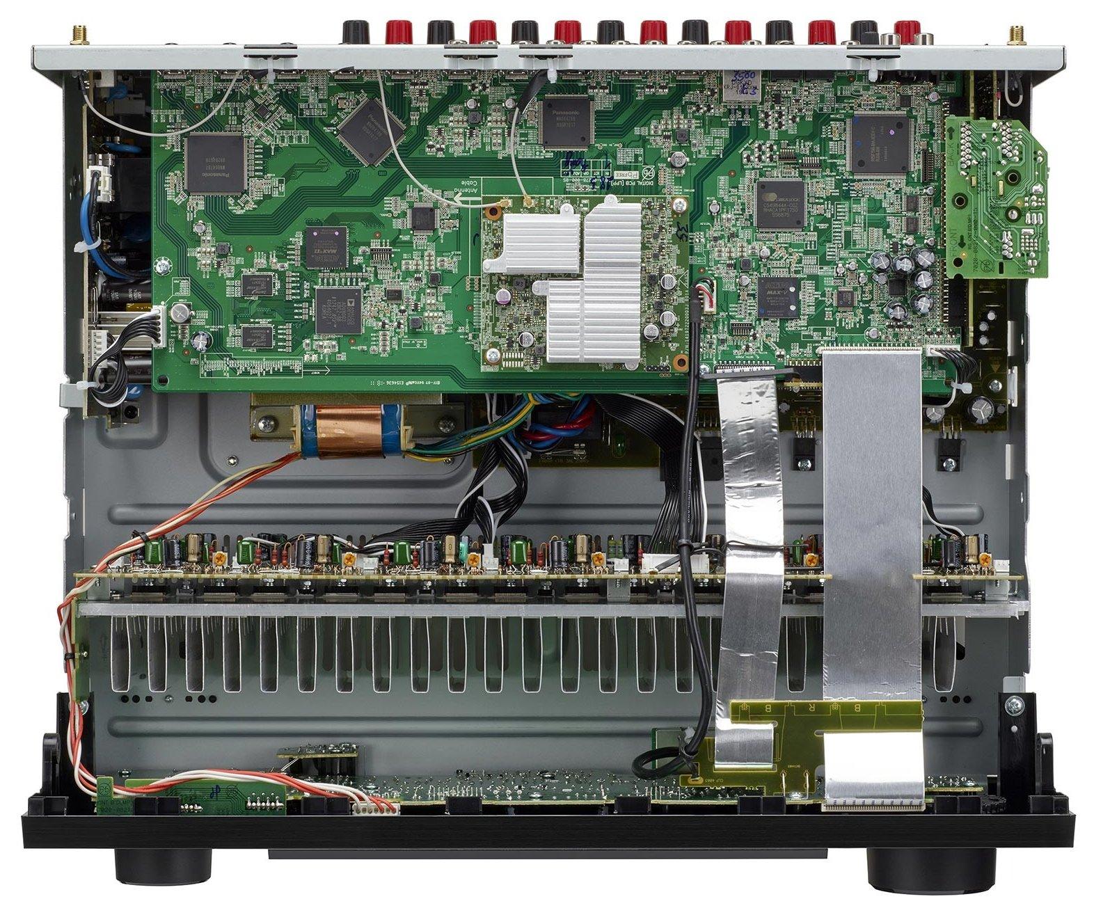 Denon AVR X3500H indvendig e1544943337204