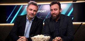 Foto af Elming og Bøjgaard vender tilbage med Amerikansk fodbold på TV 2 Sport