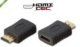 Foto af Test: Lindy HDMI adapter uden CEC