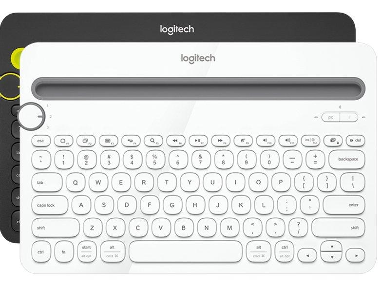 Logitech K480 keyboard farver e1543741263162