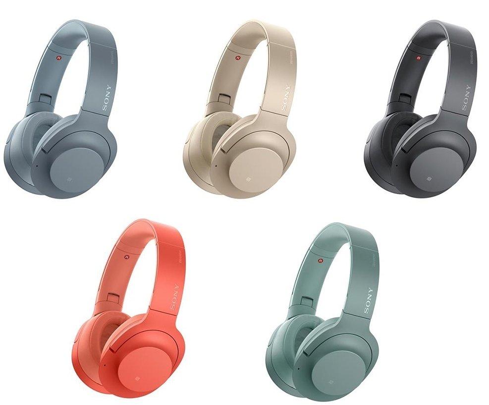 Sony WH-H900N-h.ear Farver