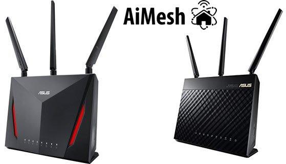 asus rt ac86u RT AC68U mesh logo