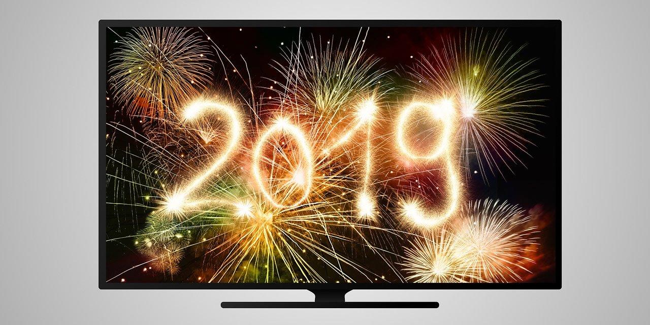 tv nytår 2019
