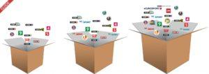 Foto af TV-Pakke prissammenligning – Tjek laveste tv-pakke priser ud fra dine kanalønsker